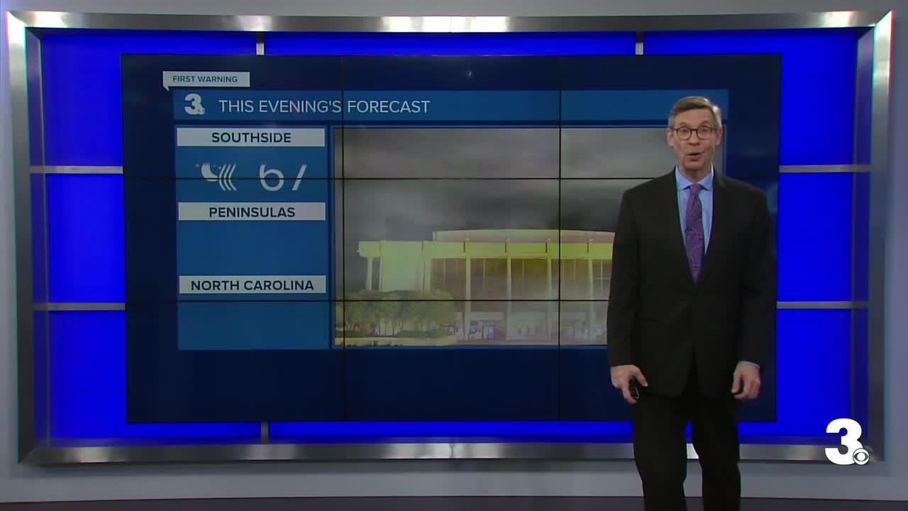 Thursday Evening Weather Webcast