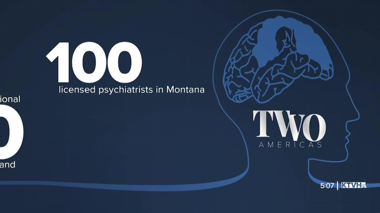 Montana seeing a shortage of mental health providers