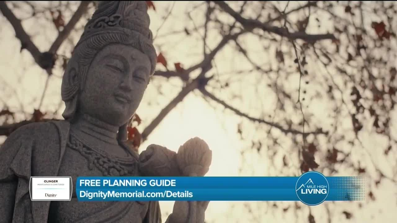 Free Planning Guide // Dignity Memorial