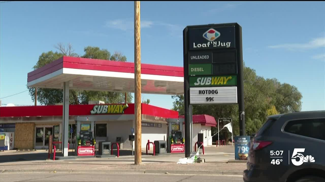Neighbors need rural gas station to reopen