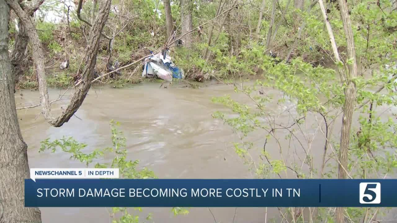 Tennessee has become one of the costliest states for climate disasters