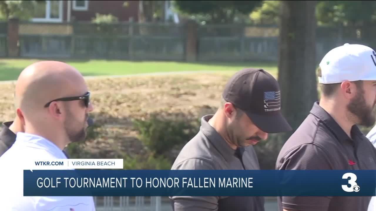Golf tournament to honor fallen Marine