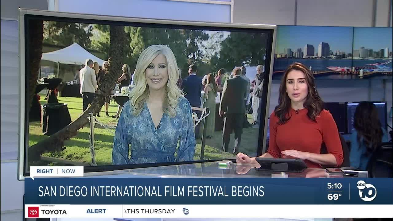San Diego International Film Festival returns for 20th year