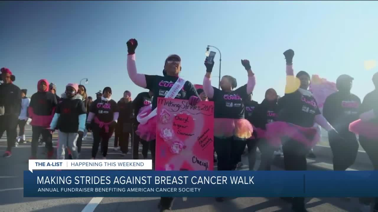 Breast cancer fundraiser returns for 20th anniversary